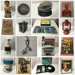 44e48bba6252 Online Auction - Lots Of Collectibles