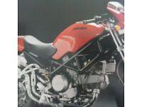 Ducati S2R 800 monster