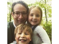 Nanny needed for two children