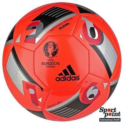 Adidas Fussball EURO16 GLIDER Size 5 Matchball
