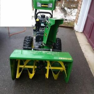 John Deere Snowblower For Sale