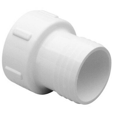 PVC x Hose Insert Barb Adapter Socket/Slip Coupling 474