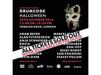 Drumcode Halloween @ Tobacco Docks