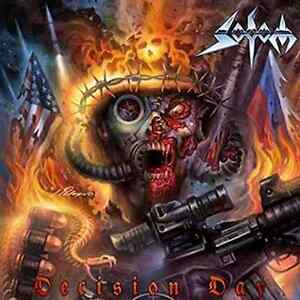 'SODOM' Decision Day - 2 LP Death Metal German Import