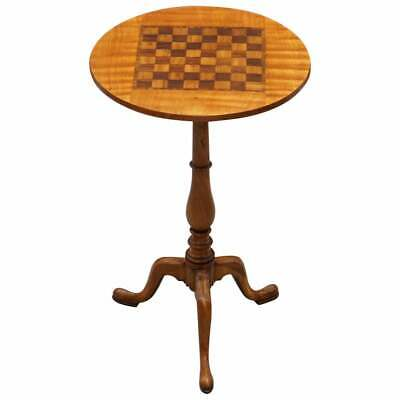 1800 1899 Antique Chess Table Vatican