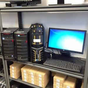 Customize Gaming Desktop Tower Core i3, i5, i7 start form $300
