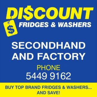 FRIDGES FREEZERS & WASHING MACHINES from $240 WARRANTY - SALE ON! Noosaville Noosa Area Preview