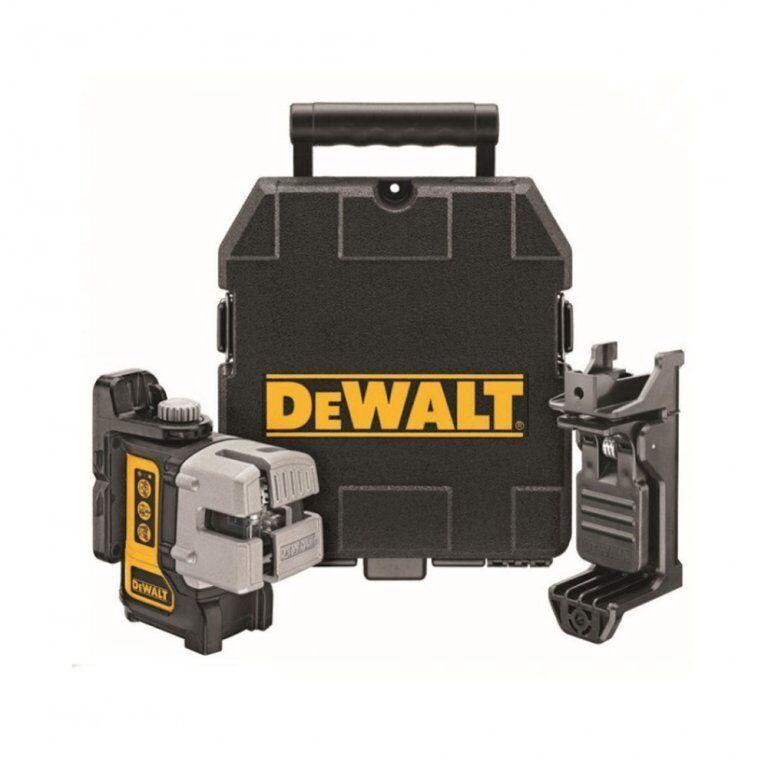 DeWalt DW089K-XJ DW089K 3 Beam 3 Way Self Levelling Multi Li