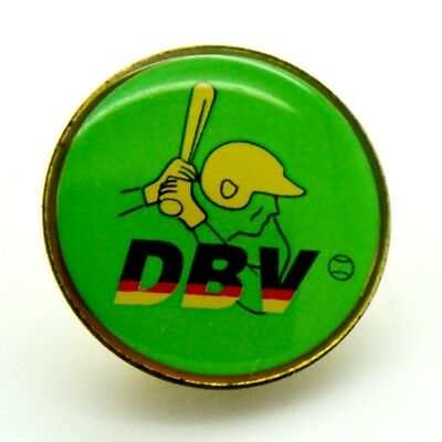 Pin Spilla DBV Baseball E Softball Germania
