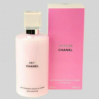 Chanel CHANCE Women Perfumed Body Moisture Lotion 6.8oz / 200ml NEW SEALED BOX