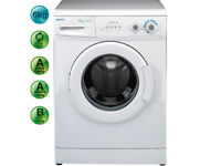 Beko WMC62W Washing Machine 1200 rpm spin speed used in full working order A++ energy efficiency