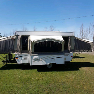 2006 Starcraft 12ft Tent Trailer