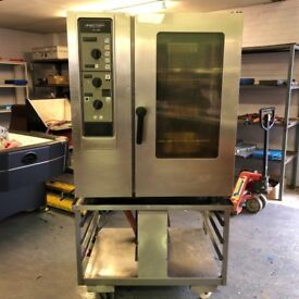 Henny Penny MCS Combi Oven + Stand