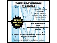 Double M Window Cleaners