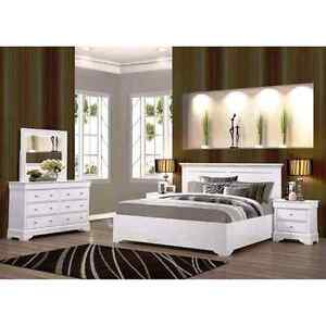 King size bed with free delivery