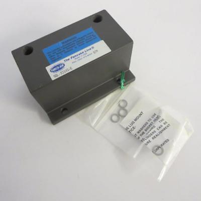 Fabco-air Sql-221x2-e Square 1 Compact Air Cylinder