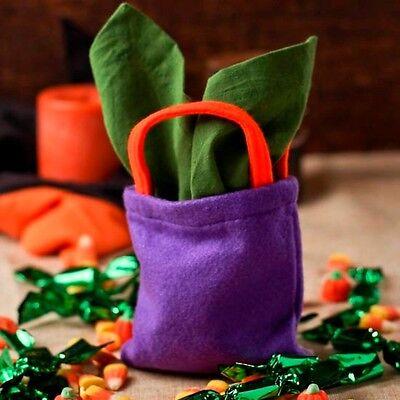 Kids Crafts - Halloween Felt (5in x 5in) Tote Bag Sets](Halloween Tote Bag Craft)