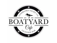 Experienced Chef required for cafe bar in Sandbanks