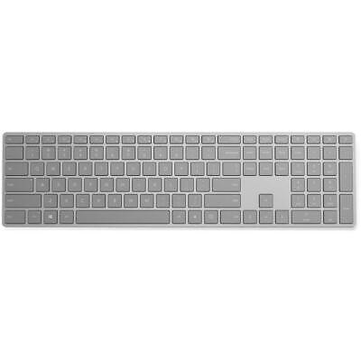 Microsoft Modern Keyboard with Fingerprint ID English UK Layout