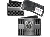 HEMI Geldbörse Portemonnaie PU Wallet DODGE CHRYSLER PLYMOUTH V8 USA RAM