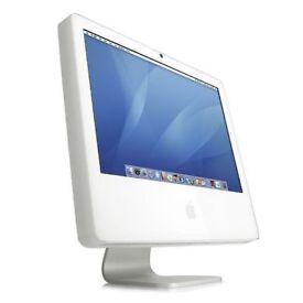 17' APPLE iMAC 1.83GHz C2D 2.25GB 160GB HDD Minko's Macs WARRANTY Good Condi Wireless Keyboard Mouse