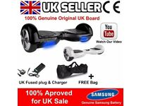 BRAND NEW BALANCING BOARD SEGWAY SCOOTERS SAMSUNG BATTERY FREE BAG CHRISTMAS WHOLESALE FREE DELIVERY