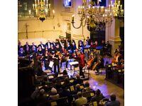 Vivaldi's Four Seasons by Candlelight at Freemason's Hall 2x tickets face value