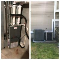 Furnace/Air Conditioning Systems Installations + FREE quotes