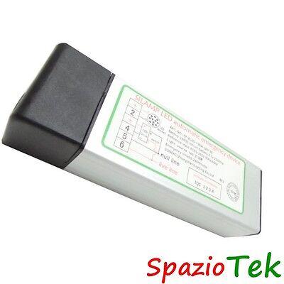 Batteria emergenza input 230v lithium 2500ma traformare lampade in emergenza