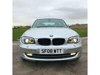 2008 BMW 1 Series 2.0 118d SE 5dr