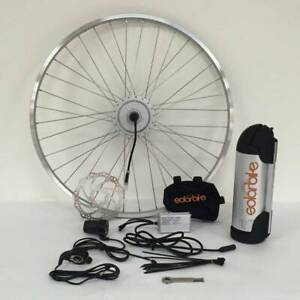 Electric Bicycle conversion - front mini motor kit