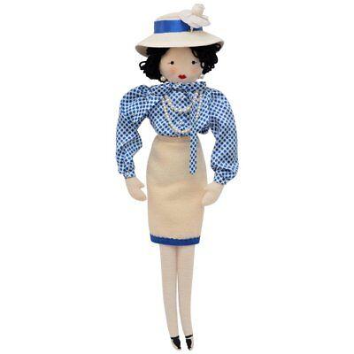 Super Rare Chanel Doll Designed By Karl Lagerfeld For Pop-Up Shop Colette (Designer For Chanel)