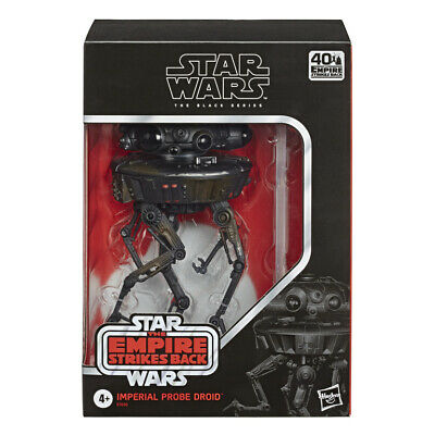 Star Wars Black Series 40th Anniversary Deluxe Hoth Imperial Probe Droid