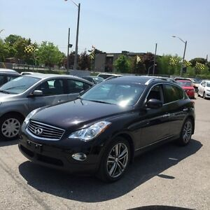 2012 Infiniti EX35 FULLY CERTIFIED LUXURY IMPORT