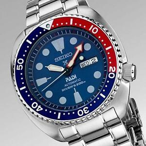 BRAND NEW IN BOX  Seiko Prospex Special Edition PADI Automatic Diver's: SRPA21 IN STOCK