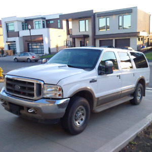 2003 Ford Excursion 7.3 diesel