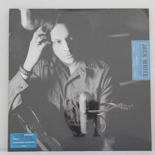 JACK WHITE - Acoustic Recordings ***180g Vinyl-2LP + MP3***NEW***sealed***