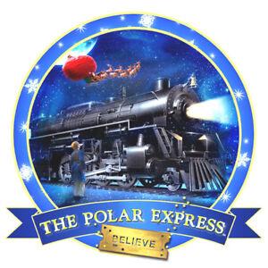 2 Stettler Polar Express Tickets $120 for pair