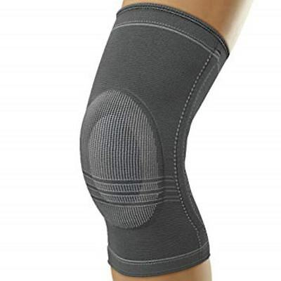 3M Futuro LARGE Active Knit Knee Stabilizer ~ New in Box  #48191
