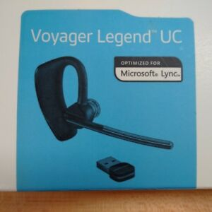 BNIB - Plantronics Voyager Legend UC B235-M - Bluetooth