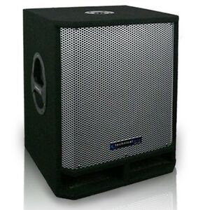 THUMP 15 Bass Sub-woofer Speaker built in Crossover OBO