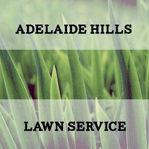 Adelaide Hills Lawn Service Stirling Adelaide Hills Preview