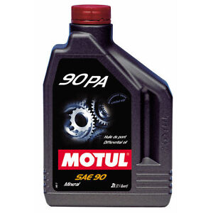 Motul 90PA Limited SLIP Differentials (LSD) fluid, now in stock