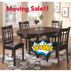 ***Moving Sale*** Dinning Table Set for Sale—Only $250