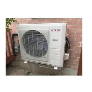 Ductless Mini-Split Air Conditioners & Heat Pumps from $1100+