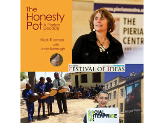 Social enterprise and the honesty pot - free book event!