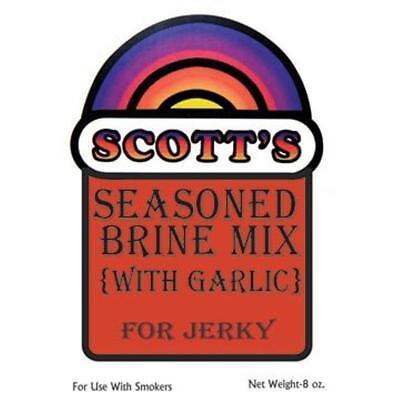 8 Ounce Package Scott