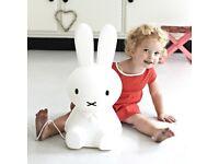 Mr Maria Miffy Rabbit Lamp - Small