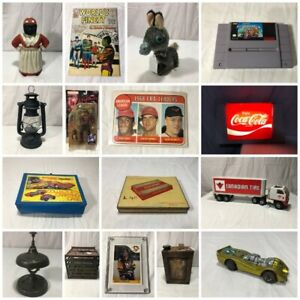 Online Auction - Collectibles