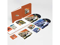 Led Zeppelin ‎– Houses Of The Holy DELUXE NUMBERED LTD VINYL & CD BOX SET Brand new unopened in box